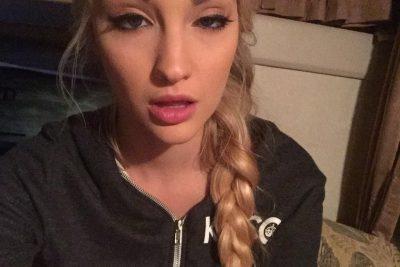 Anna Faith lips body measurements botox