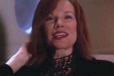 Barbara Hershey facelift boob job botox