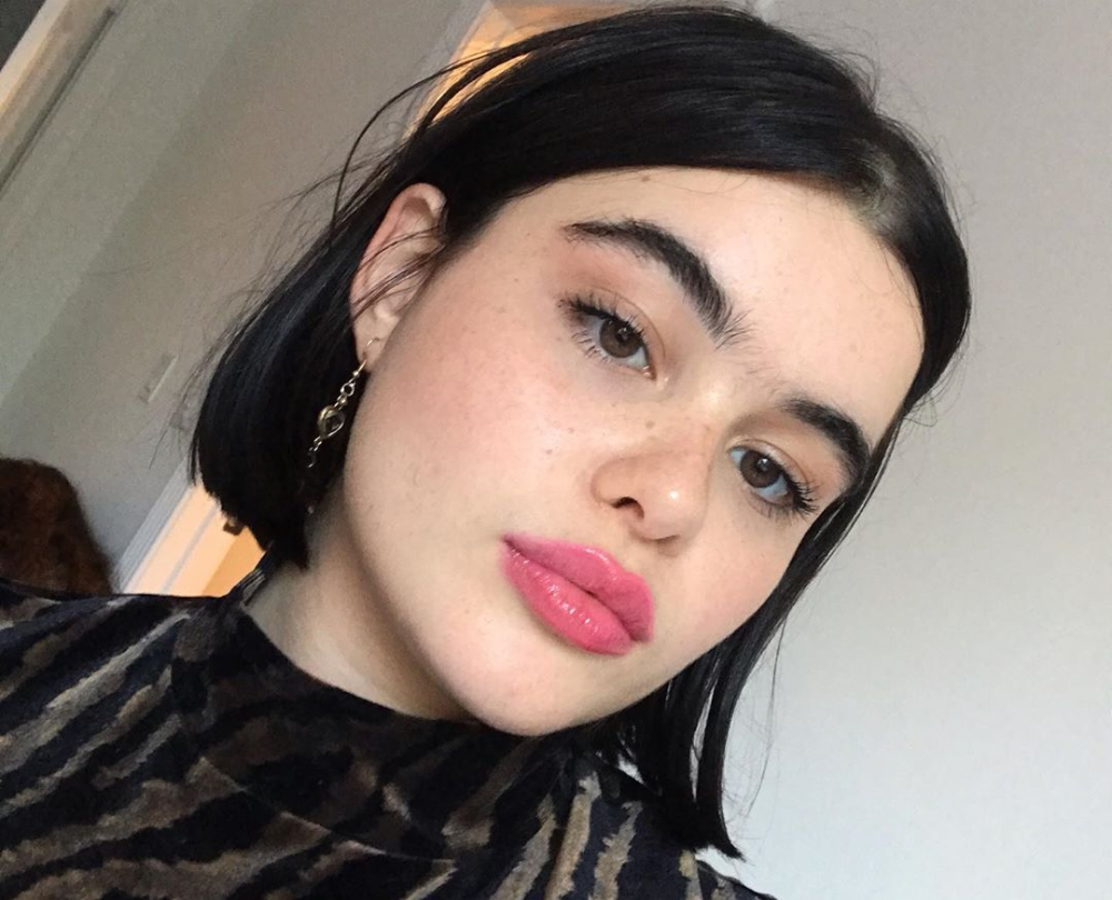 Barbie Ferreira boob job facelift botox