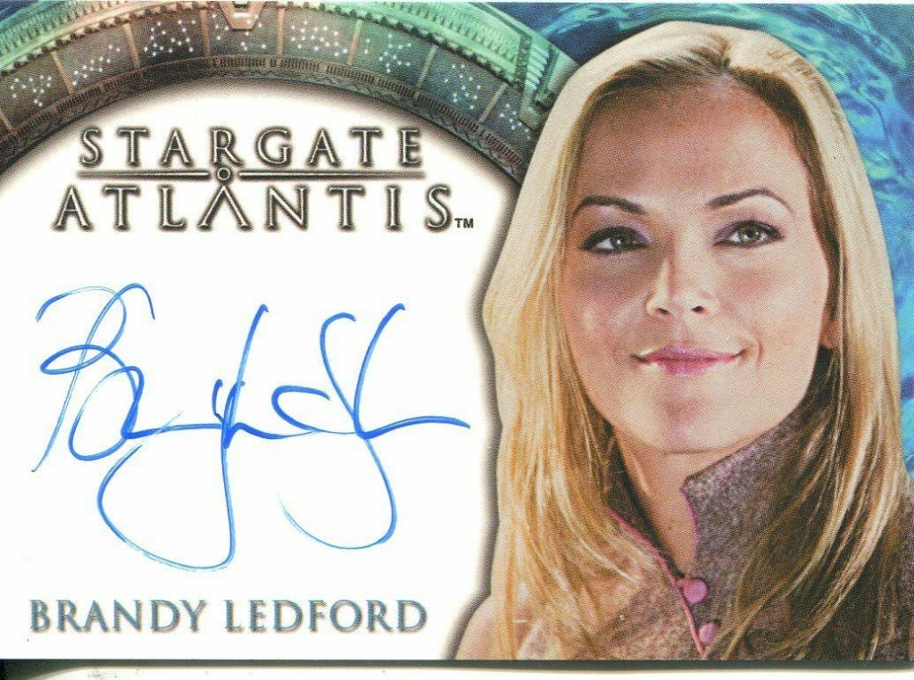 Brandy Ledford nose job