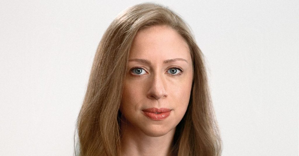 Chelsea Clinton lip fillers