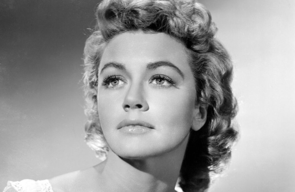 Dorothy Malone nose job