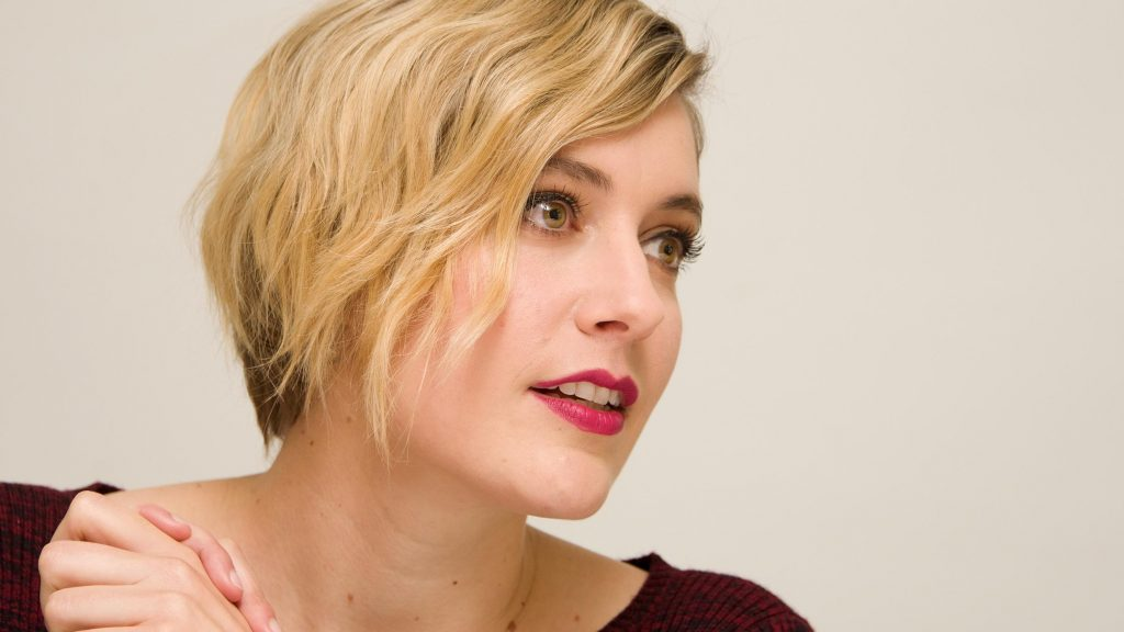 Greta Gerwig botox