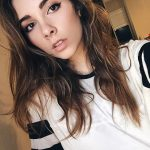 Haley Pullos lips facelift nose job