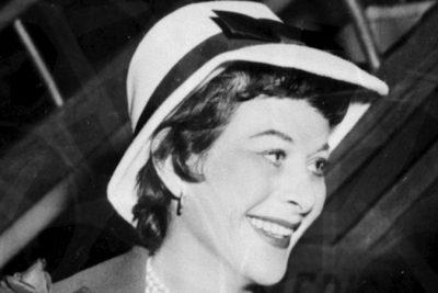 Hedy Lamarr facelift nose job body measurements