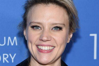 Kate McKinnon nose job lips botox