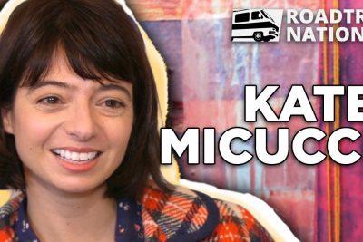 Kate Micucci nose job boob job lips
