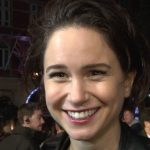 Katherine Waterston body measurements boob job lips