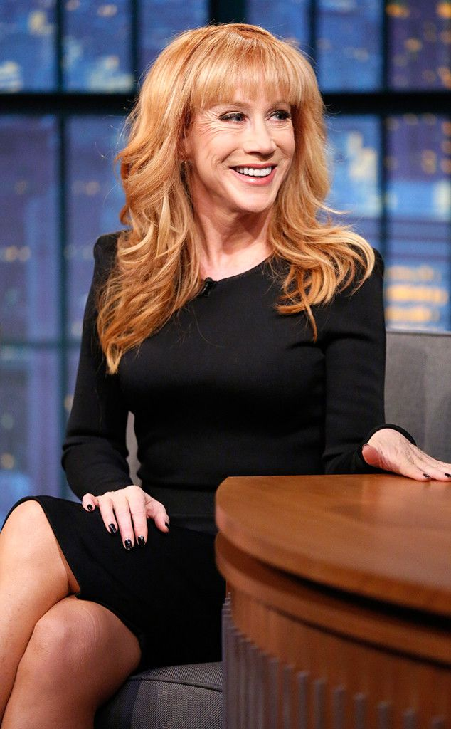 Kathy Griffin cosmetic surgery