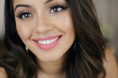 Kaushal Beauty body measurements lips boob job