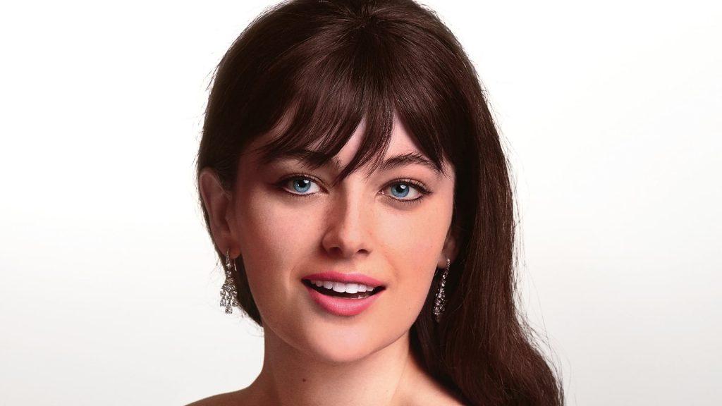 Millie Brady facelift boob job body measurements