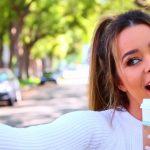Sierra Furtado body measurements nose job lips