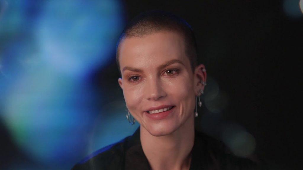 Sylvia Hoeks botox boob job lips