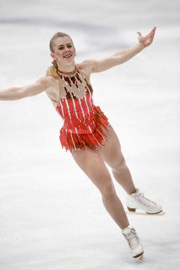 Tonya Harding body measurements